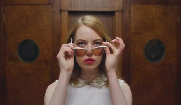 Emma Stone protagonista de 'Anna', el videoclip de Will Butler, de Arcade Fire