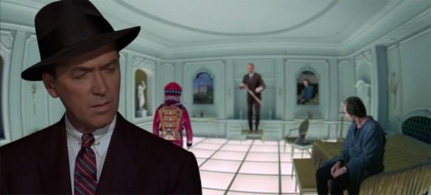 Hitchcock Kubrick