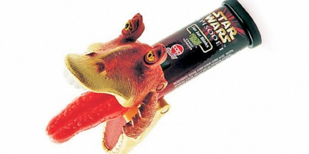 Star Wars Jar Jar dulce