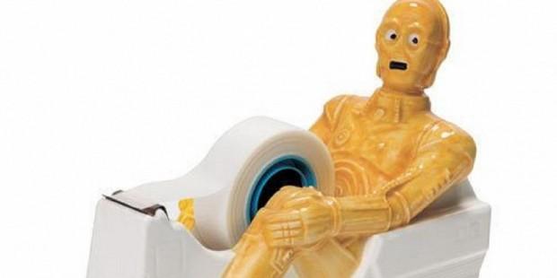 Star Wars dispensador de celo