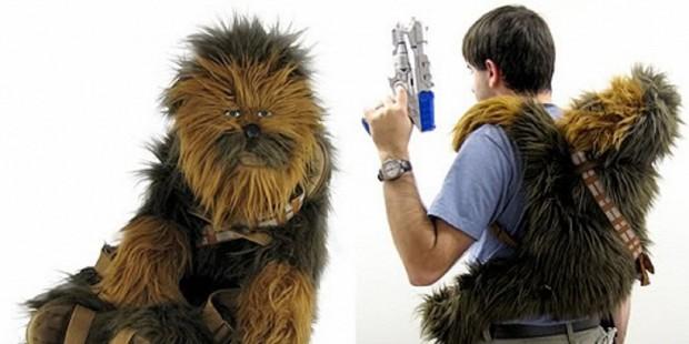 Star Wars mochila Chewbacca