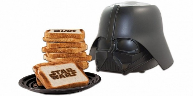 Star Wars tostadora