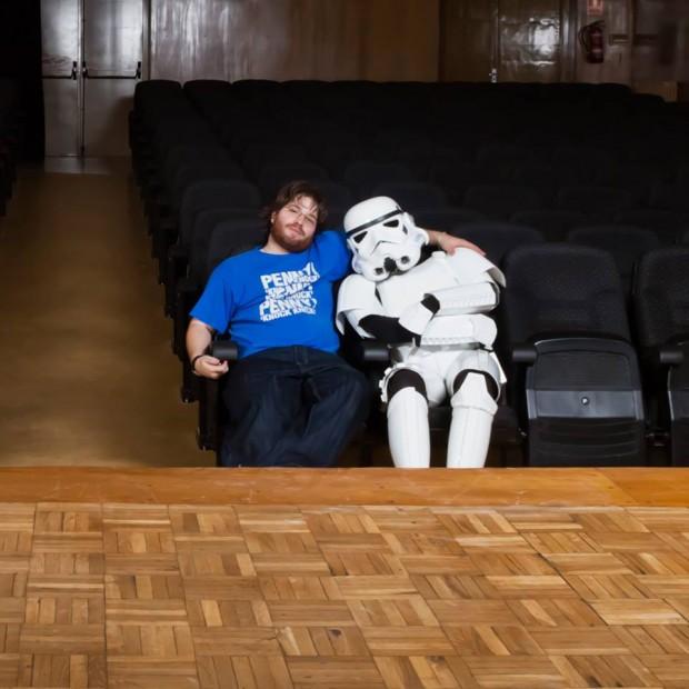 Stormtroopers - Jorge Perez Higuera