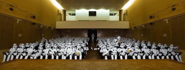Stormtroopers en el cine