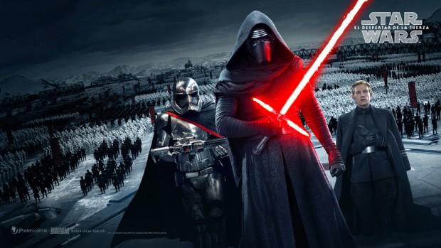 Star Wars El despertar de la fuerza - banner