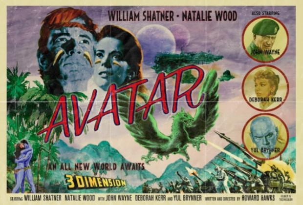 Avatar-poster-reimaginado