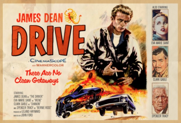 Drive--poster-reimaginado