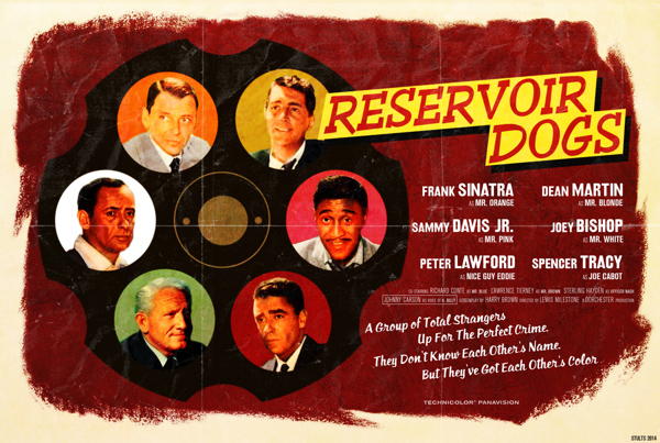 Reservoir-Dogs-poster-reimaginado