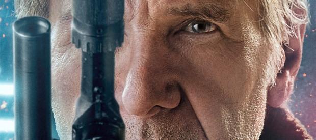 Star WarsVII - Han Solo - poster detalle