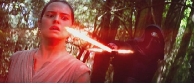 Star Wars VII screenshot Rey2