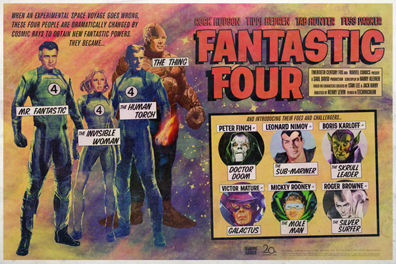fantastic-four-poster-reimaginado
