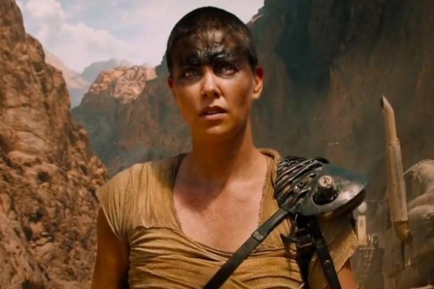 Charlize Theron - Mad Max: Furia en la carretera