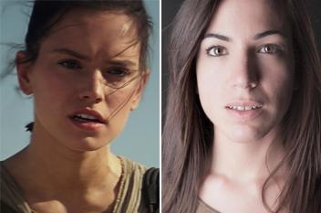 Daisy Ridley (Rey) - Sandra Villa