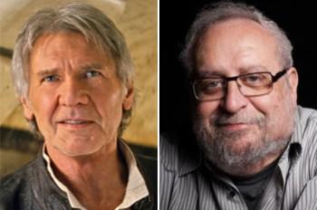 Harrison Ford (Han Solo) - Camilo García