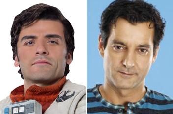 Oscar Isaac (Poe Dameron) - Guillermo Romero