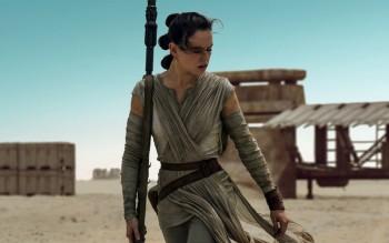 Star Wars VII - Rey