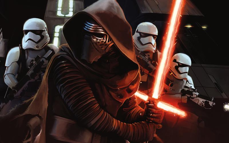 Guía rápida para ir haciendo boca antes del estreno de 'Star Wars VII'