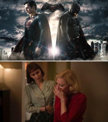 Batman v Superman - Carol