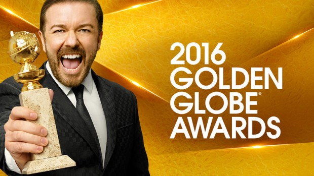Globos de Oro 2016 - Ricky Gervais