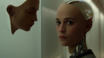 Ex machina - Alicia Vikander