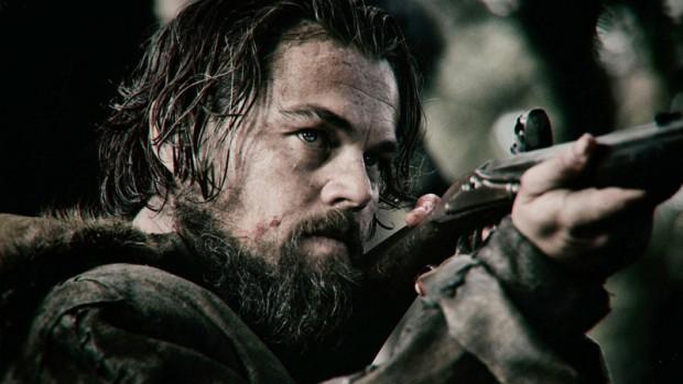 El renacido (The Revenant) - DiCaprio