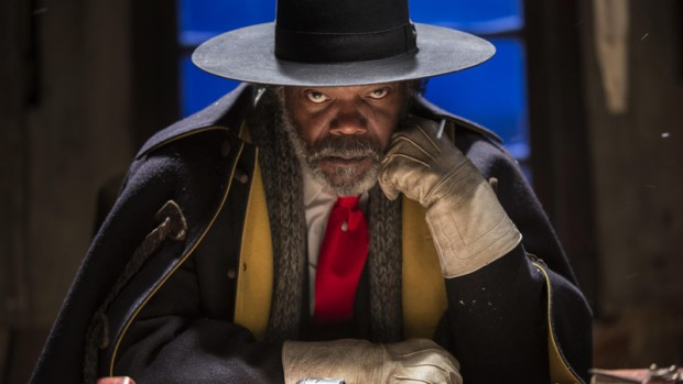Los odiosos ocho (The Hateful Eight) Samuel L. Jackson