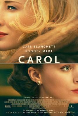 Carol 2015 - poster