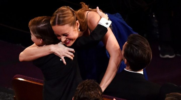 Brie Larson - Oscar 2016