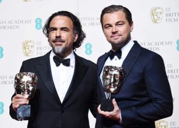 DiCaprio - Iñárritu premios Bafta