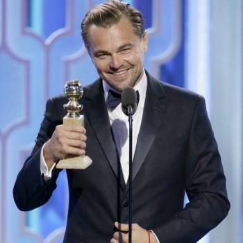 DiCaprio - Oscar 2016