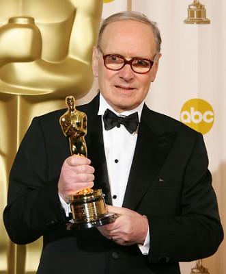 Ennio Morricone Oscar 2007