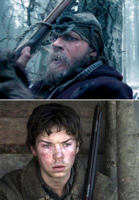 Tom Hardy - Will Poulter