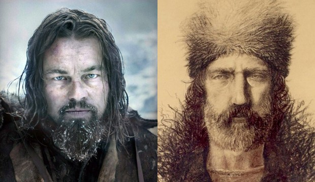 Leonardo DiCpario - Hugh Glass