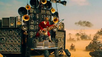 Mad Max guitarrista