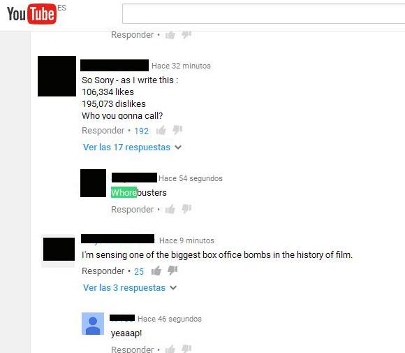 Cazafantasmas Youtube 3