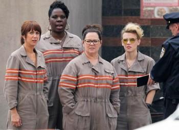 Cazafantasmas (Ghostbusters) 2016