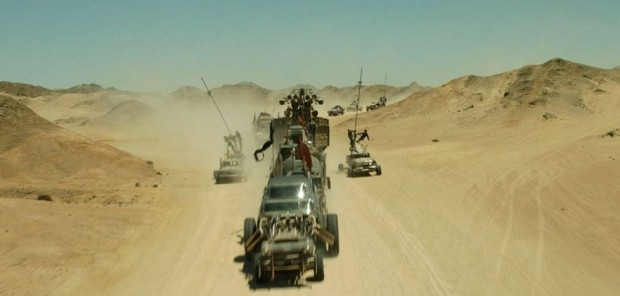 Mad Max. Furia en la carretera 11
