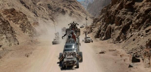 Mad Max. Furia en la carretera 22