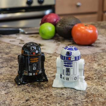 Sal y pimienta R2D2