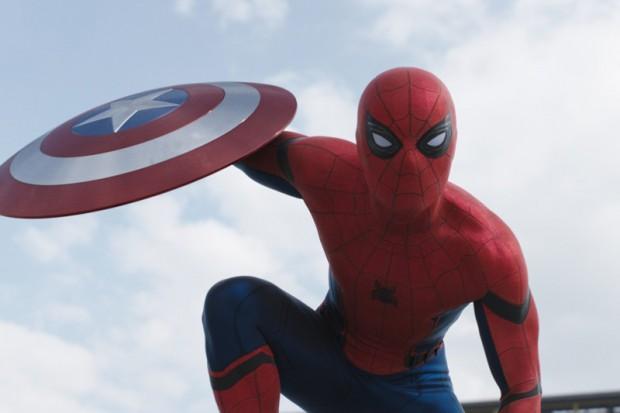 Spider-Man A Civil War