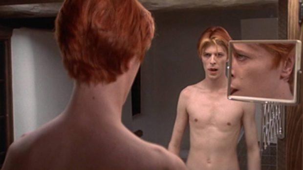 El hombre que cayó a la Tierra - David Bowie