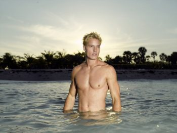 Aquaman - Justin Hartley