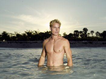 Aquaman - Justin Hartley