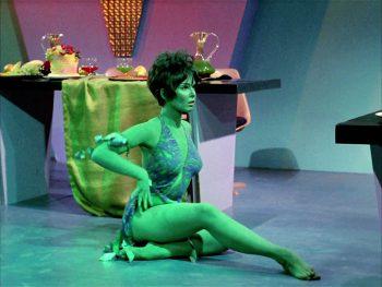 Esclava de Orion - Star Trek