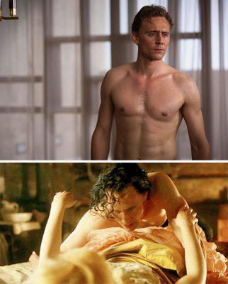 Tom Hiddleston cine