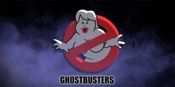 Ghostbusters XXX logo