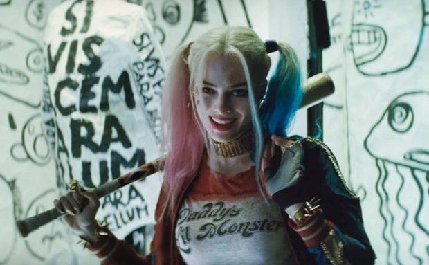 Escuadron Suicida - Harley Quinn