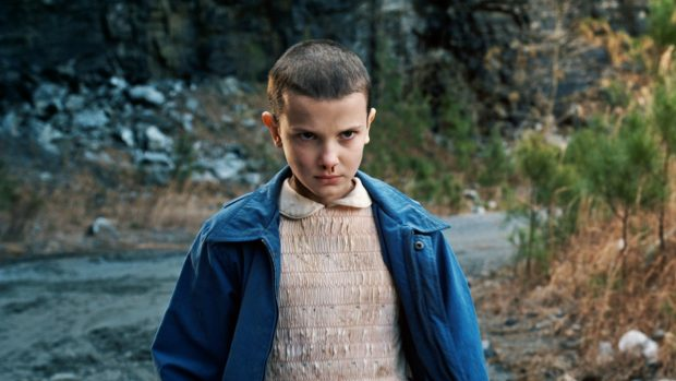 Stranger Things - Once (Eleven)