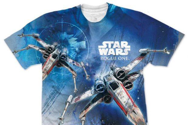 Rogue One camisetas