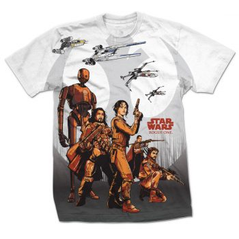 Star Wars Rogue One shirt 2